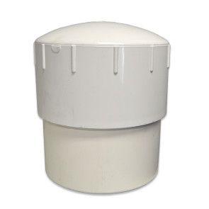 Fabricated PVC Plug - Spigot End