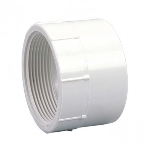 "1-1/2"" DWV PVC Female Adapter D101-015"