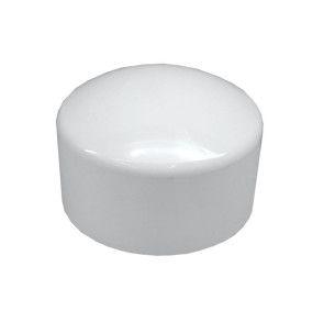 """5"""" Sch 40 PVC Cap Soc 447-050"""
