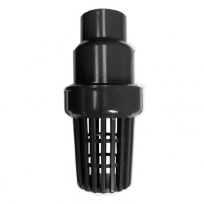 "3/4"" PVC Foot Valve - Socket"