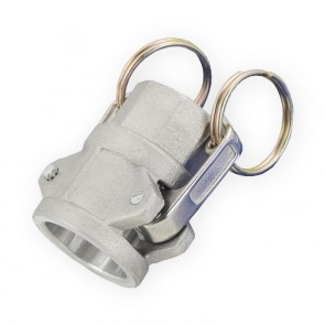 "1/2"" Flui-PRO AL Camlock Fitting - Female Camlock x FNPT (FP-AL-D-50)"