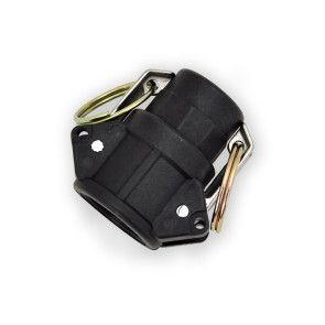 "1/2"" Flui-PRO PP Camlock Fitting - Female Camlock x FNPT (FP-PP-D-50)"