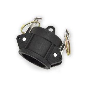 "1-1/4"" Flui-PRO PP Camlock Dust Cap - Female Camlock (FP-PP-DC-125)"