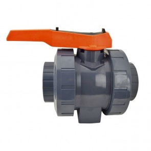 "4"" Flui-PRO PRO SERIES True Union Ball Valve - Viton"