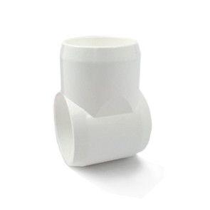 "3/4"" PVC Furniture Fitting Tee"