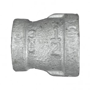 Galvanized Malleable Reducer Coupling – FNPT