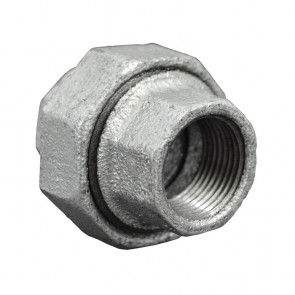 Galvanized Malleable Union - FNPT