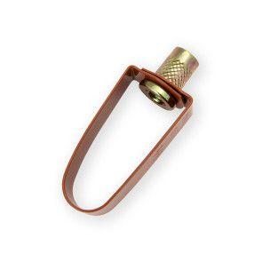 """1/2"""" Copper Epoxy Standard Duty Loop Hanger (3100-0050PC)"""