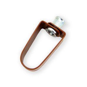 """3/4"""" Copper Epoxy Standard Duty Loop Hanger (3100-0075PC)"""
