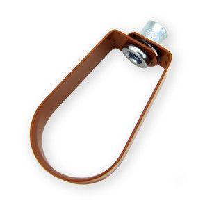 """1-1/2"""" Copper Epoxy Standard Duty Loop Hanger (3100-0150PC)"""