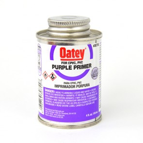 Oatey Purple Primer - 4 oz.