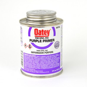 Oatey Purple Primer - 8 oz