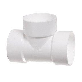 """4"""" DWV PVC Vent Tee D441-040"""