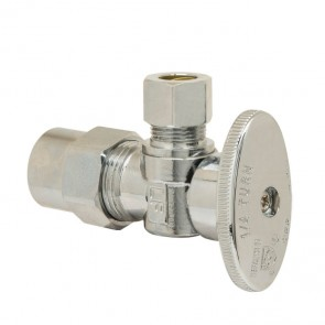 PlumbShop Angle Stop Valve for CPVC