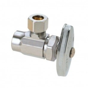BrassCraft Sweat Angle Stop Valve