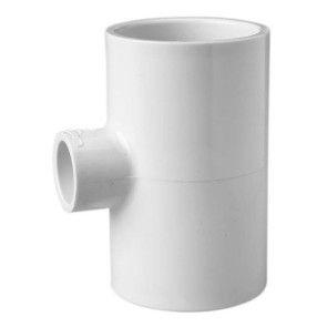 401-166 PVC Reducing Tee