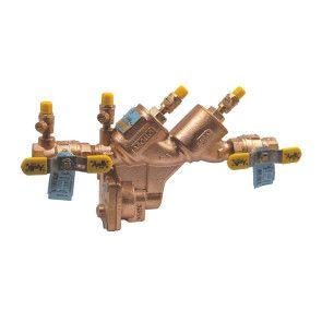 """3/4"""" Apollo Bronze Backflow Preventer Valve (4ALF204A2F)"""