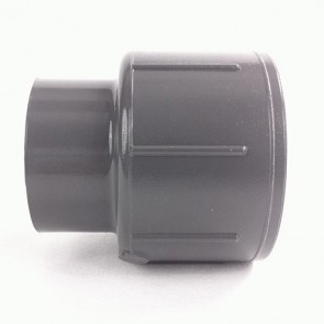 """1-1/2"""" x 1"""" Schedule 80 Coupling (FPT) 830-211"""