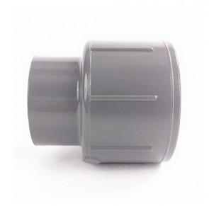 "1/2"" x 3/8"" Schedule 80 Reducing Coupling (FPT x FPT) 9830-073"