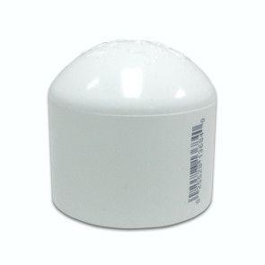 """1/2"""" Sch 40 PVC Cap - Socket 447-005"""