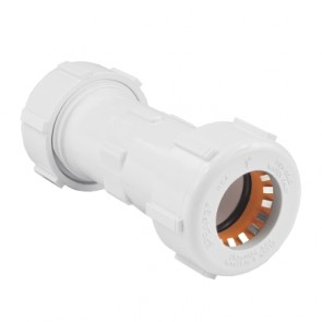 PVC GripLoc Compression Coupling