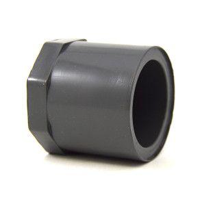 "1/2"" Schedule 80 PVC Spg Plug 849-005"