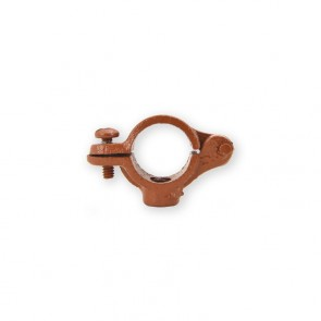 """3/4"""" Copper Coated Split Ring Hanger (5200-0075PC)"""