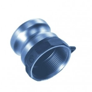 304 SS Fitting A Style - Male Adapter/Female Thread