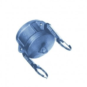304 SS Fitting DC Style - Female Coupler Cap