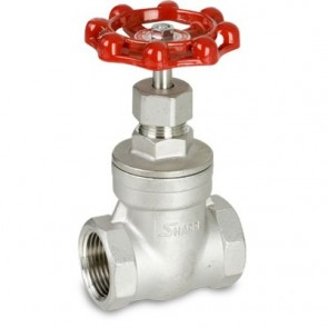 "1-1/4"" Sharpe 316 Stainless Steel Gate Valve - SV30276TE012"