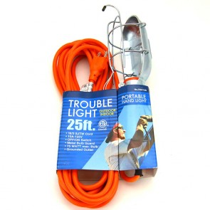 25 Foot Trouble Light Portable Hand Light