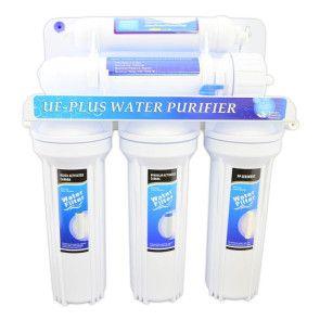 5-Stage Home UF System - Under-Sink Ultrafiltration