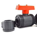 EPDM True Union Ball Valves