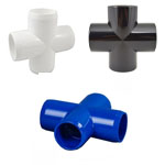 Furniture Grade PVC Crosses