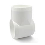 PVC Slip Sling Tee - Furniture Fitting