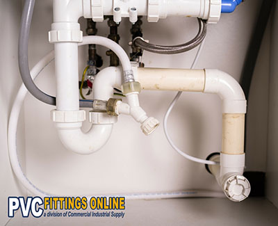 PVC used for plumbing