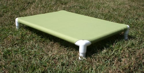 PVC Raised Dog Bed