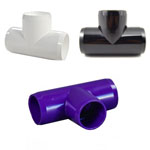 Furniture Grade PVC Tees