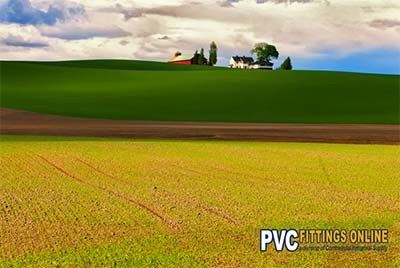 PVC Pipe for Agriculture Irrigation (Farm Irrigation) & Farm Irrigation PVC Piping (Agriculture)
