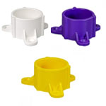 Buy PVC Table Caps - Furniture Fittings