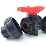 Viton True Union Ball Valves